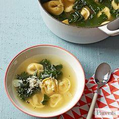 Tortellini In Brodo (via Parents.com)