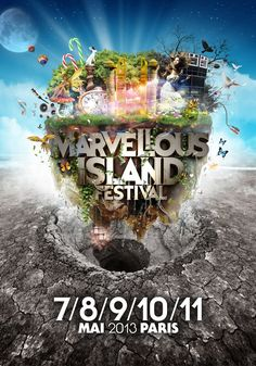 RA: Marvellous Island Festival (day 1), Paris (2013)