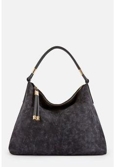 6f449c0b1cde Modern Bohemian Shoulder Bag in Black - Get great deals at JustFab Modern  Bohemian