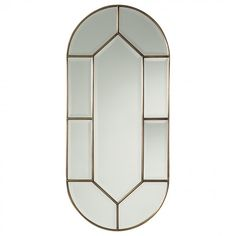 Buy the Arteriors 6773 Plain Direct. Shop for the Arteriors 6773 Plain Olsen 24 Inch Oval Beveled Glass Framed Mirror and save. Small Round Mirrors, Tall Mirror, Mirror Wall Art, Beveled Mirror, Shabby Chic Homes, Antique Brass, Olsen, Furniture, Home Decor