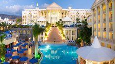 Bahia Princess Resort **** - #tenerife #princesshotels #family #kids #weddings #bahia #pool #terrace #front #hotel #cocoloco