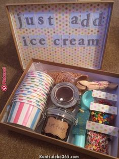 Best DIY Christmas Gifts for Kids 2018 Today we're sharing handmade gi. Best DIY Christmas Gifts for Kids 2018 Today we're sharing handmade gi… Diy Christmas Gifts For Kids, Christmas Gift Baskets, Holiday Gifts, Birthday Gift Baskets, Diy Gifts For Kids, Ideas For Gifts, Diy Birthday Gifts For Friends, Teacher Birthday Gifts, Awesome Birthday Gifts