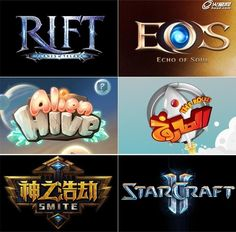 如何設計遊戲logo