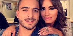 Al parecer esta famosa cantante es la nueva novia de Maluma. La conexión es notoria