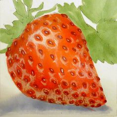 Coloring Fruit with Copic Markers