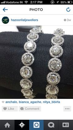 Diamond bracelete