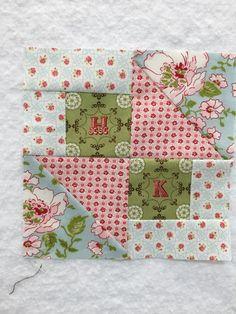 Block 30 of the Splendid Sampler quilt
