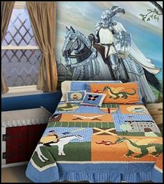 1000 images about castle themed rooms for boys on for Dragon bedroom ideas