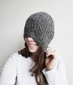 """gorros dos agujas · KnitFillHug® on Instagram  """"🌟  Oh wow I really love  this 💕   60a7a4a4ccb"""