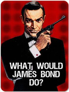 Original artwork from James Bond 007 From Russia With Love for PSP from EA (Electronic Arts)