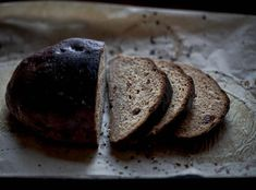 Limppu is a malted rye bread and perfect Chrismas table. It is a soft festive loaf with a sweet aroma, bold spices and a glazing syrup wash finish. Rye Bread Recipes, Baking Recipes, Bbq Sticks, Rye Flour, Melted Butter, Tray Bakes, Raisin, Spices, Creativity