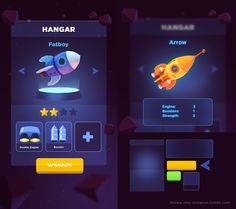 """Check out this @Behance project: """"Space Quest"""" https://www.behance.net/gallery/53621645/Space-Quest"""