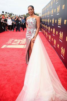 Tiffany Haddish | Rihanna, Tiffany Haddish, Zazie Beetz, Lakeith Stanfield, Tessa Thompson and other celebrity pics of the week.