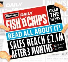FISH 'N' CHIPS | ILLUMINATION illuminating brands