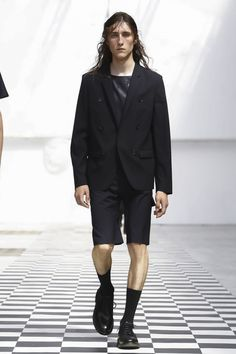 22/4_Hommes Menswear Spring Summer 2016 Paris - NOWFASHION