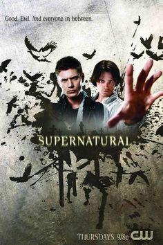 Supernatural, let's kick some demon ass