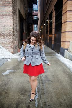 Valentines Day Outfit on www.natalieinthecity.com!