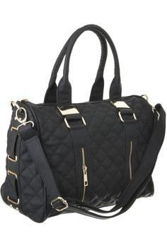 Quilted Barrel Bag Colette By Hayman