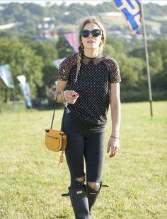 Um ano sem Zara: Glastonbury: renovando a fé nos looks de festival