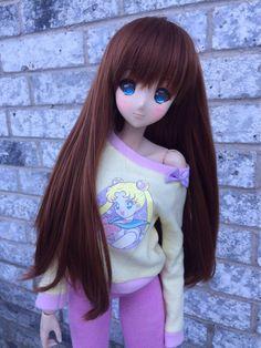 Smart Doll Mirai Suenaga by BeckyLeeAnn
