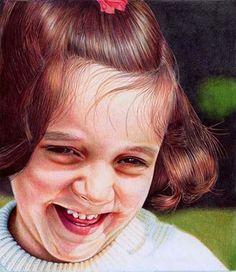 Imágenes hiperrealistas a bolígrafo: cuando el dibujo supera la fotografía
