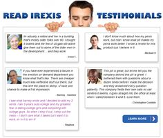 Why do men love Irexis Male Enhancement?  Because it works! Money Back Guaranteed. http://irexis.com/