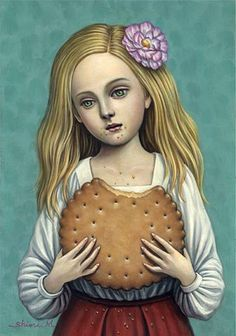 """Greed Cookie"" by Shiori Matsumoto - 2005"