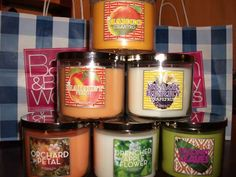 #FragranceFans love our NEW Spring Candles! <3