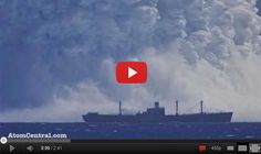 Huge Atomic Bomb Explosion Under The Sea – Magnificent Scene