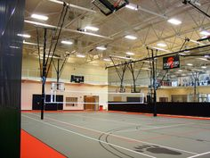 AALCO Manufacturing offers a wide variety of sports equipment and accessories. Sports Equipment, Volleyball, Basketball Court, Shed, Commercial, Ceiling, Gym, Image, Accessories
