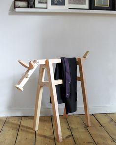 1000 images about stummer diener on pinterest clothes valets coat racks and stand in. Black Bedroom Furniture Sets. Home Design Ideas