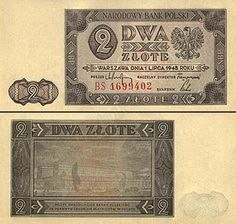Banknoty polskie - Ilustrowany zbiór polskich banknotów