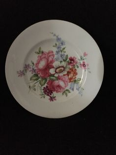 Pottery & Glass China & Dinnerware 7 Gien Opaque Porcelain,circa 1900,model With Flowers A Wide Selection Of Colours And Designs Hot Sale Antique French