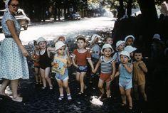 Советские города Киев в 1958 году