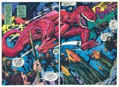 Devil Dinosaur Part II
