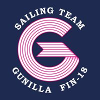 Logo for a sailing team. Chicago Cubs Logo, Logo Inspiration, Brand Identity, Team Logo, Logos, Sailing, Candle, Logo, Branding