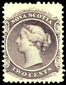 Postage stamps and postal history of Nova Scotia - Wikipedia, the free encyclopedia