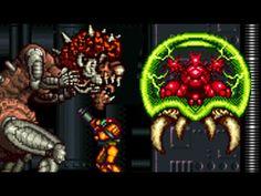 Super Metroid (SNES) All Bosses (No Damage)
