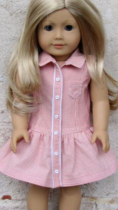American Girl Doll Yachting Outfit – Avanna Girl
