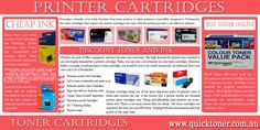 Click this site http://quicktoner.com.au/ for more information on Buy Toner Online. However, there are many companies that manufacture cartridges which are compatible with many printers. These compatible toners are very reliable in spite of the low price. These undergo numerous tests before being sold in the market for their quality. There is no harm in buying them as long as you are Buy Toner Online from an authentic dealer. Follow us : https://cartridgestoner.wordpress.com/