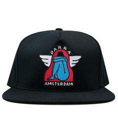 7852bb3aad945 5 PANEL SNAPBACK HAT AMSTERDAM Snapback Hats