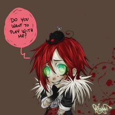 Jason the toy maker>///<so cute in chibi style.