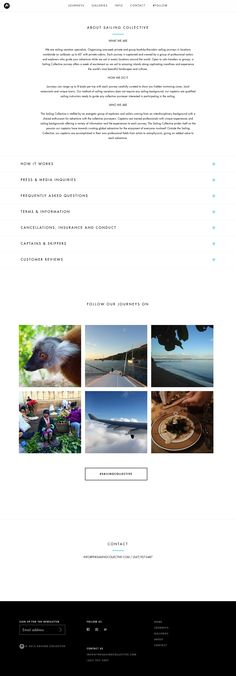 #About #FAQ #minimalist