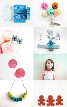 For the Young At Heart by Rossana on Etsy--Pinned with TreasuryPin.com