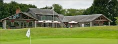 The Club House at The Burstead Gold Club.  Little Burstead, Essex - A lovely reception venue with superb views of the course and the beautiful surrounding countryside