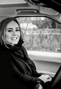Adele. I think she's crazy beautiful, her skin, her eyes, cheekbones!? Not to mention her voice!