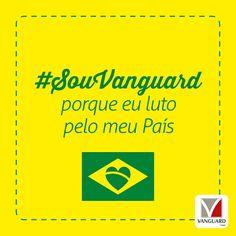 Amanhã é Dia da #Independência do Brasil. Talvez seja um momento de #refletir sobre o que fazemos pelo nosso País. Você só coloca a culpa nos políticos ou realmente luta por um #Brasil melhor? #SouVanguard