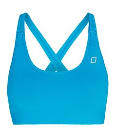Tahiti Commander Sports Bra #zulily #zulilyfinds