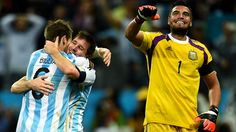 14 moments in Brazil 2014: Argentina reach the final for the first time since 1990