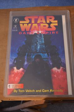 Star Wars Dark Empire #2